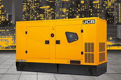 JCB Generators Price India