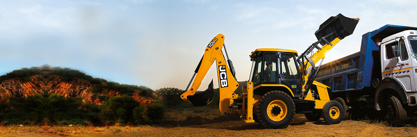 JCB Backhoe Loaders Kharsawan