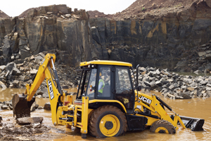 JCB 3DX Super ecoXcellence Backhoe Loaders Kharsawan